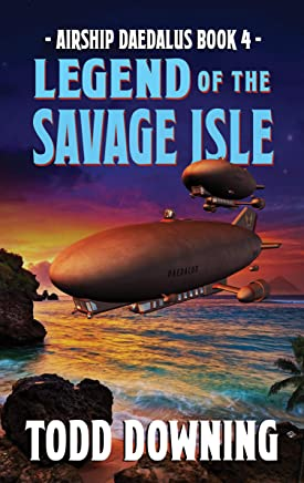 Marooned on a Savage Planet (The Rocketeers Book 1)