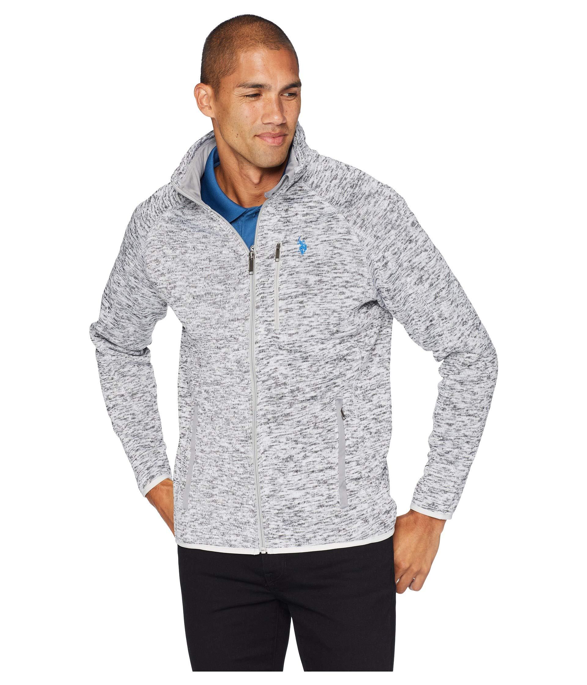Sueter para Hombre U.S. POLO ASSN. Sweater Fleece  + U.S. POLO ASSN. en VeoyCompro.net