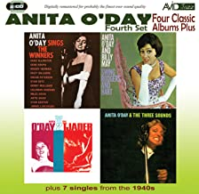 Four Classic Albums Plus Anita O`Day And Billy May Swing Rodgers And Hart/Anita O`Day & The Three S -  O'Day, Anita