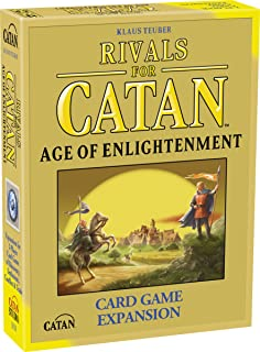 Rivals for Catan Expansion: Age of Enlightenment