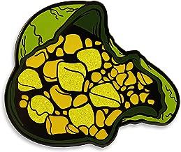 Gallbladder With Gallstones Enamel Pin