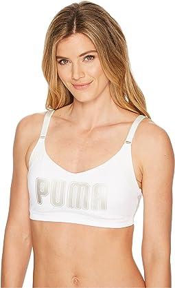 PUMA - En Pointe Logo Bra