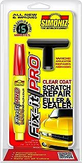 Simoniz S13B Fix it Pro Clear Coat Scratch Repair Pen Filler & Sealer
