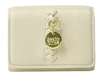 See by Chloe Tilda Coin Purse (Cement Beige) Handbags