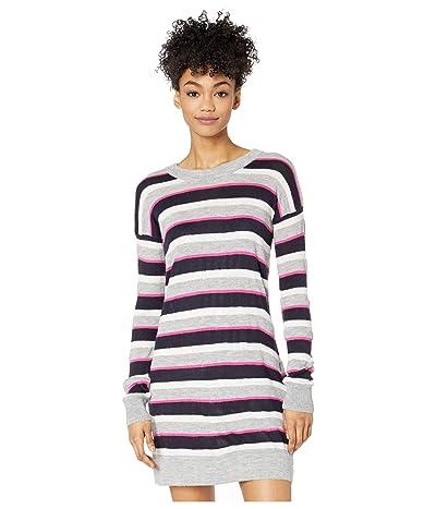 Jack by BB Dakota Striped Sweater Dress (Multi Stripe) Women
