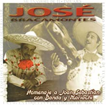 Homenaje a Joan Sebastian con Banda y Mariachi