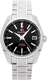 Grand Seiko Hi-Beat Mechanical (Automatic) Black Dial Mens Watch SBGJ203 (Certified Pre-Owned)