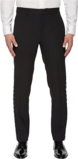 Versace Collection - X Applique Trousers