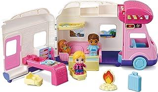 VTech 80-529364 2-in-1 camper babyspeelgoed, camper, caravan