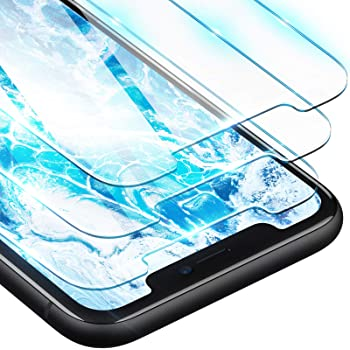 Oribox Glass Screen Protector for iPhone 11 Pro Max,Xs Max (6.5 Inch) Tempered Glass Screen Protector,3-Pack Clear