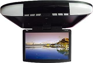 Tview T1588IR-BK Car Flip Down Monitor-Set of (Black)
