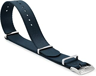 OnceWill NATO Strap 20mm Watch Band with Finely Woven Soft Nylon and Slim Low Profile Hardware - Multiple Colorways