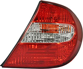 Best camry tail light replacement Reviews