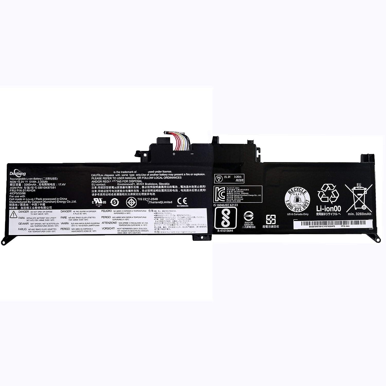 Max 89% OFF Dentsing 01AV434 15.2V 51Wh 3.355Ah Com Battery 4-Cells Max 70% OFF Laptop