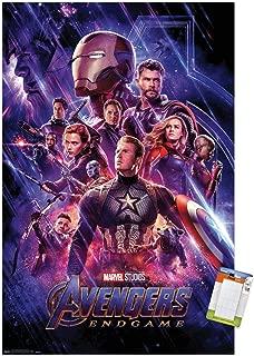 Trends International MCU: Avengers: Endgame - One Sheet Wall Poster, 22.375