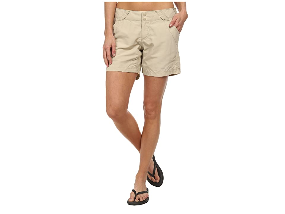 Columbia Coral Pointtm II Short (Fossil) Women