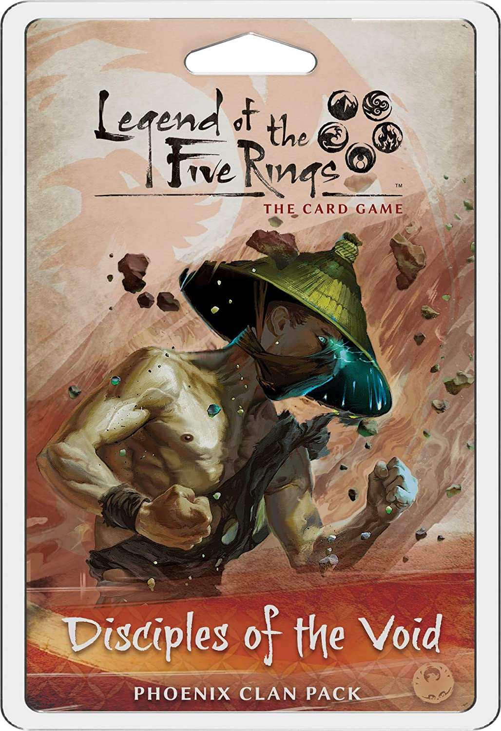 Legend of The Five Rings LCG Disciples of The Void Phoenix Clan