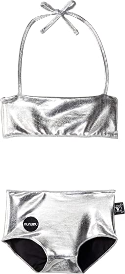 Silver Bikini (Toddler/Little Kids)