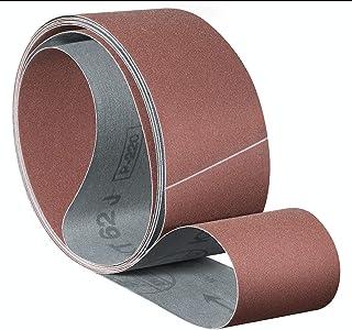 Bandas de lija 100 x 620 mm, 10 unidades, grano 60 Flexovit