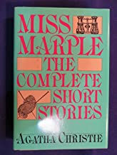1985 MISS MARPLE; THE COMPLETE SHORT STORIES Hardcover Book by AGATHA CHRISTIE