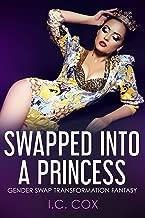 Swapped Into A Princess: Gender Swap Fantasy Transformation