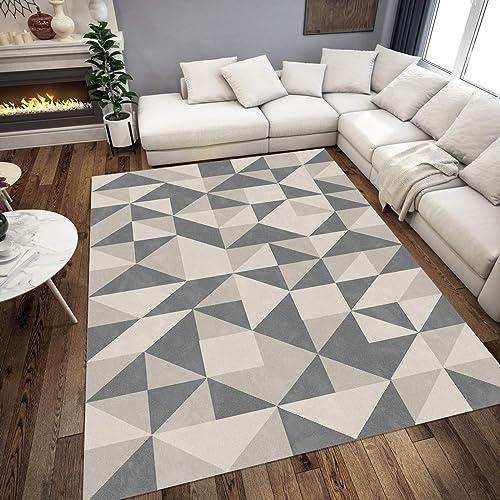 Large Living Room Cream Rugs: Amazon.co.uk