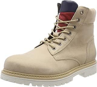 Tommy Jeans Hilfiger Denim Men's Iconic Nubuck CHUKKA Boot