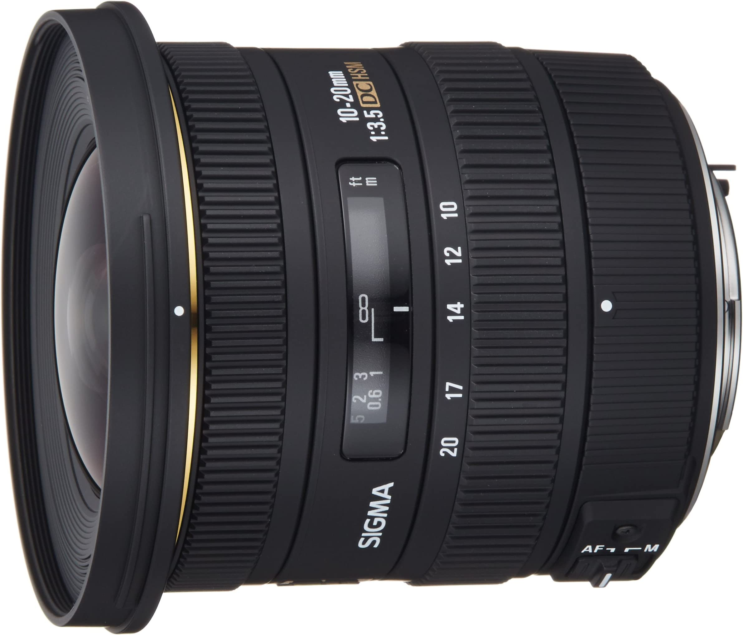 Sigma 10-20mm f/3.5 EX DC HSM ELD SLD Aspherical Super Wide Angle Lens for Pentax Digital SLR Cameras