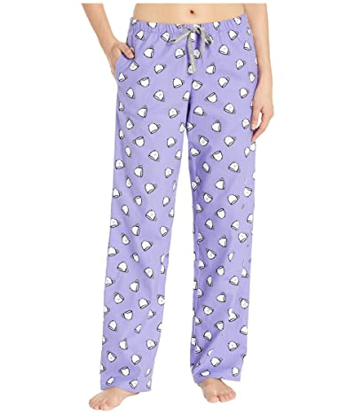 Life is Good Classic Sleep Pants (Moonstone Purple) Women