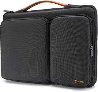 tomtoc 360 Protective Laptop Sleeve for 2020 Dell XPS 15, 15-inch MacBook Pro w/Touch Bar (A1990 A1707), ThinkPad X1 Yoga ...