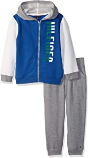 Tommy Hilfiger Boys' Toddler 2 Pieces Jog Set