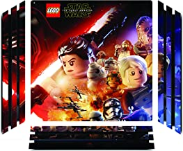 Lego Star Wars: The Force Awakens Game Skin for Sony Playstation 4 Pro - PS4 Pro Console - 100% Satisfaction Guarantee!