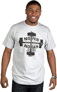 no pain no gain t shirt