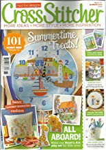 CROSS STITCHER, MORE IDEAS*MORE STYLE*MORE INSPIRATION SUMMER, 2016 ISSUE,306