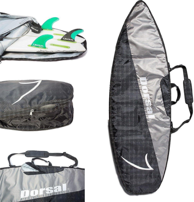 Dorsal Travel Shortboard Surfboard Board Bag