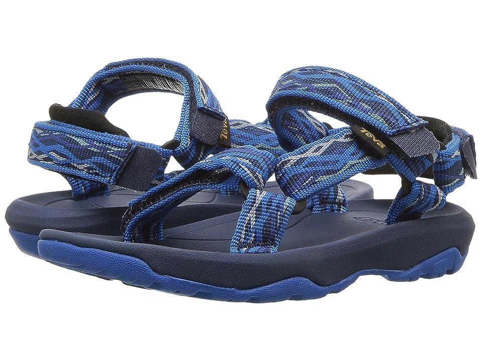 Teva Kids Hurricane XLT 2 (Toddler) (Delmar Blue) Boys Shoes
