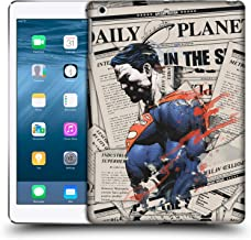 Official Superman DC Comics Newspaper 80th Anniversary Hard Back Case Compatible for iPad Air (2013)