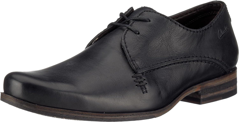 Clarks herrar Goto Eat Low skor skor skor  100% prisgaranti