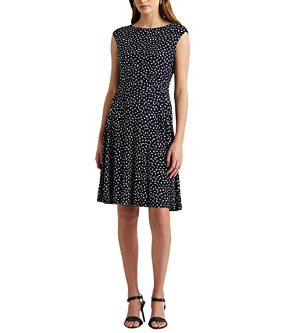 LAUREN Ralph Lauren Floral Fit-and-Flare Dress Women