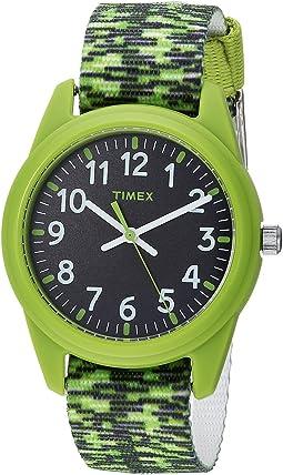 Timex - Analog Nylon Strap (Little Kids/Big Kids)