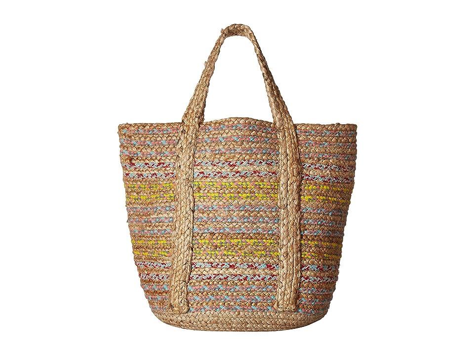 726de58ce7d5 Circus by Sam Edelman Braided Paper Straw Shoulder Bag (Narural) Shoulder  Handbags