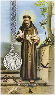 Best saint francis of assisi jewelry Reviews