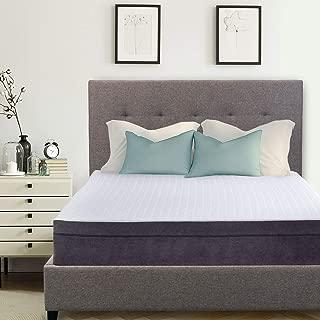 Hudson Tufted Upholstered Platform Bed, 50