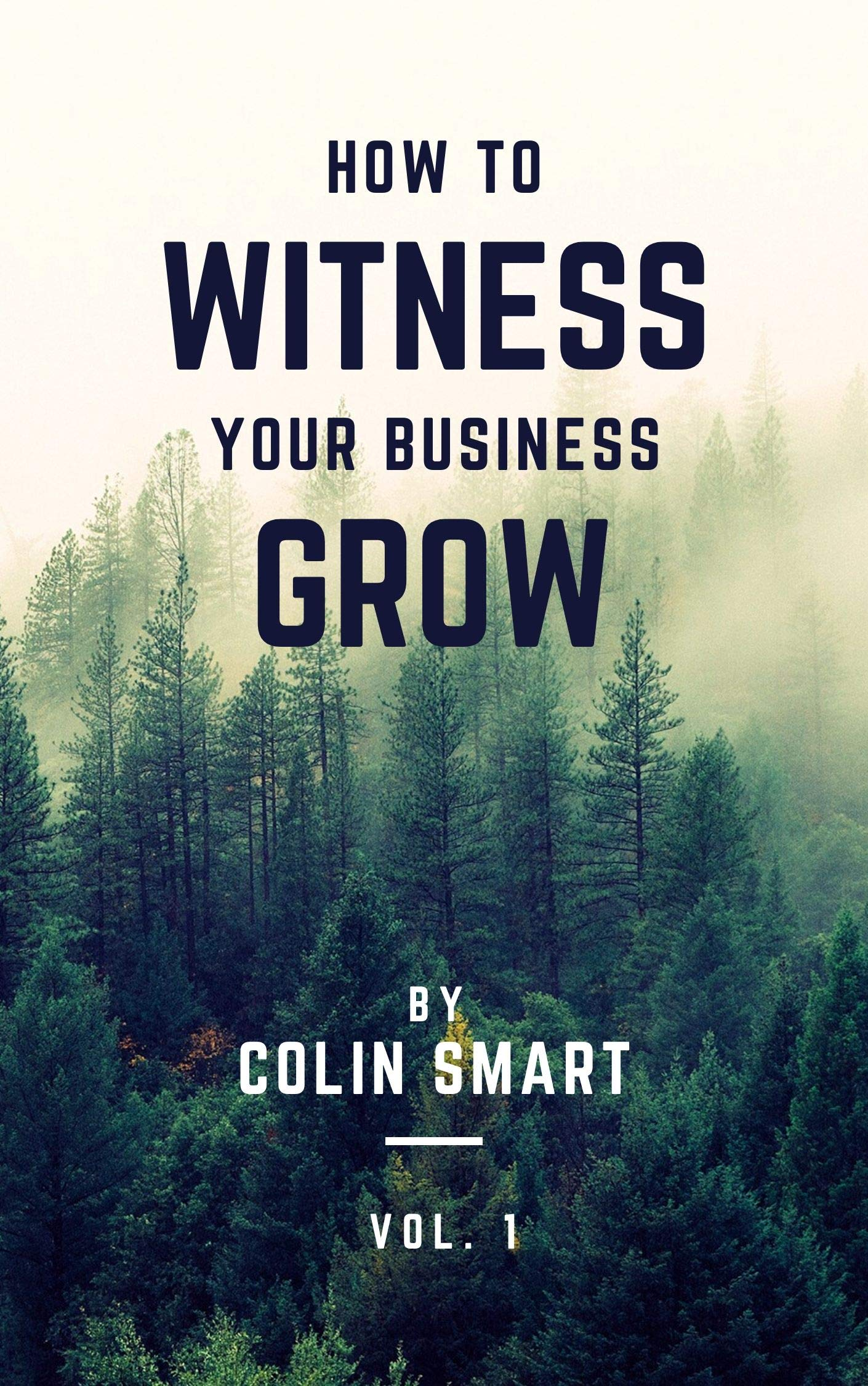 How to Witness Your Business Grow: Vol.1