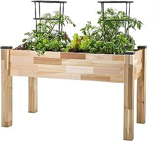 Best cedar grow boxes Reviews