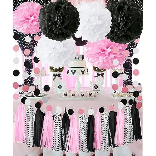 Minnie Mouse Birthday Decorations Amazon.com