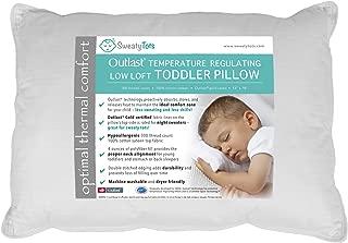 thin toddler pillow