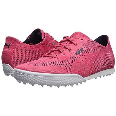PUMA Golf Monolite Cat Woven (Paradize Pink/Paradise Pink) Women