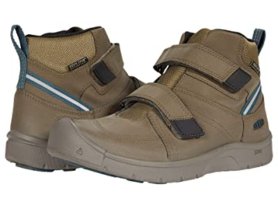 KEEN Kids Hikeport 2 Sport Mid WP (Little Kid/Big Kid) (Canteen/Balsam) Boy