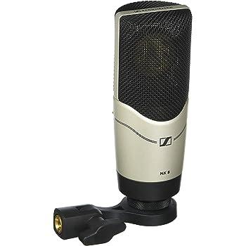 Sennheiser Pro Audio Sennheiser MK 8 Multi-pattern Large Diaphram Studio Condenser, small